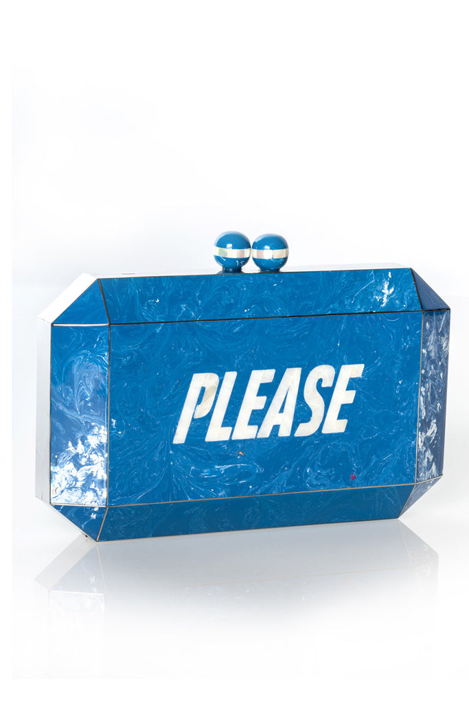 PLEASE /MERCI CLUTCH
