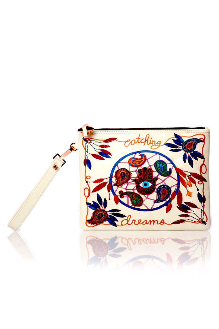 PALOMA POUCH - CATCHING DREAMS