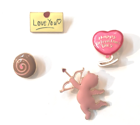 Love Novelty Pins
