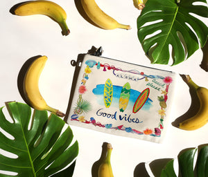 PALOMA POUCH - GOOD VIBES