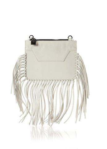 Majorelle Cream Fringe-OPTION TWO