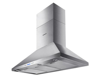 1200mm Commercial BBQ Rangehood - Silver