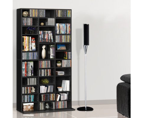 Adjustable Storage Shelf Unit - Available in 3 Colours