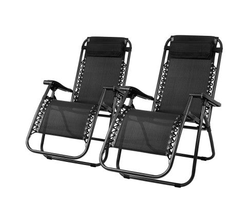 Zero Gravity Duo Chairs
