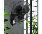 Wall Mounted Fan with Remote Control