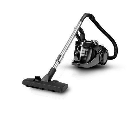 Cyclone Bagless Vacuum Cleaner - Black