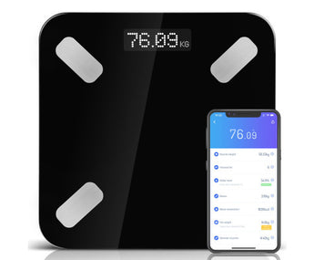 Electronic Digital Bathroom Body Fat Scales