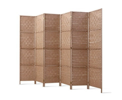 6 Panel Room Divider Screen Privacy