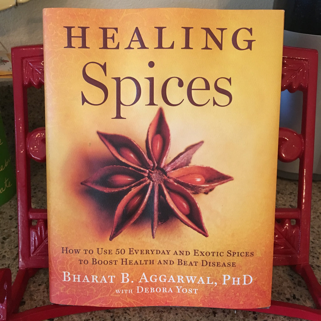 Healing Spices: A Series on Turmeric, #1