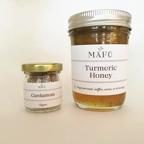 Healing Spices, A Series on Turmeric, #2: Turmeric Honey