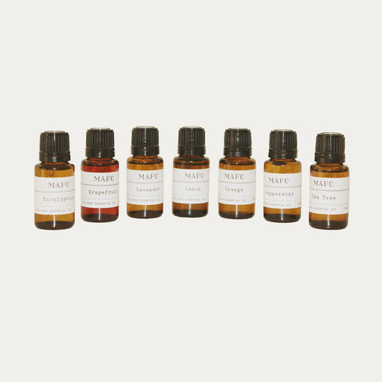 Essential Oil Set #1 (7 Oils)