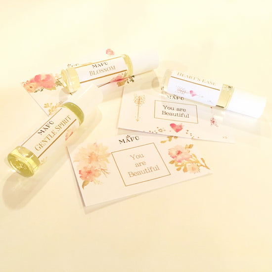 Botanical Perfumes, Set of 3