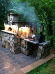 Patio Cooking::1000 Series Braten Masonry Built in grill