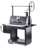 Engelbrecht 1000 series wood burning grill