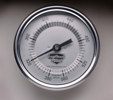 Kelvin BBQ and Grill Thermometer
