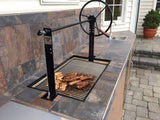 Braten Campfire  Stainless Steel Grill