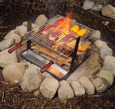 Engelbrecht Grills - Quality Wood Fired Grills, Cookers, Smokers