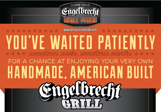 Show Your Engelbrecht Grill Pride: Congradulations Winners