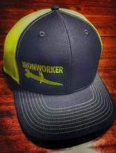 Load image into Gallery viewer, Ironworker Snapback