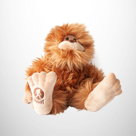 Bigfoot Stuffed Toy