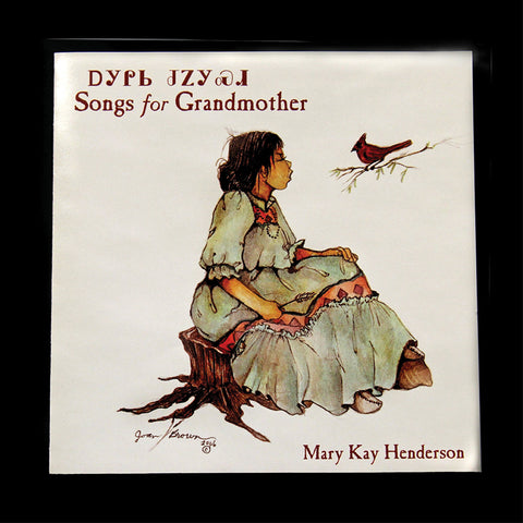 CD - Songs for Grandmother