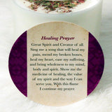Sacred Home Candle - Healing
