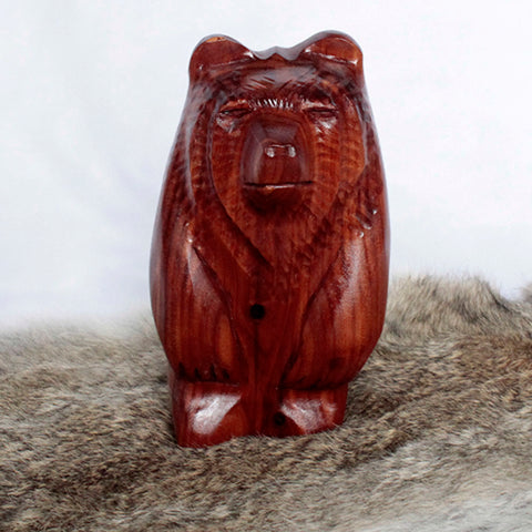 Wood Carving - Small Bears