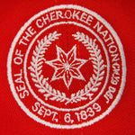 Cherokee Nation Seal Cap