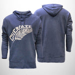 Cherokee w/Feather Hooded L/S