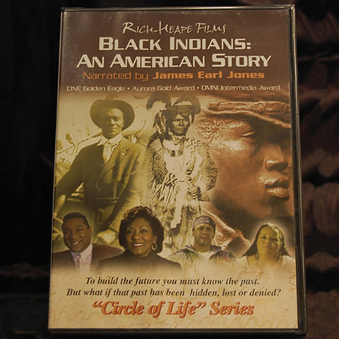 DVD - Black Indians:  An American Story