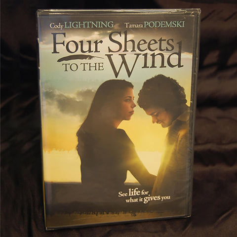 DVD - Four Sheets to the Wind