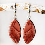 Earrings - Imperial Jasper