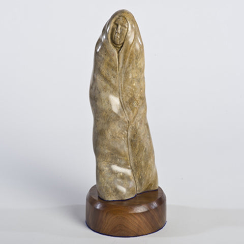 Stone Carving - Woman