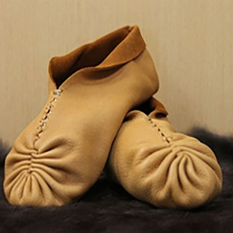 Make Your Own Moccasins Class 3 - November 7, 2020