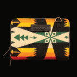 Pendleton Wallet on Strap - Black