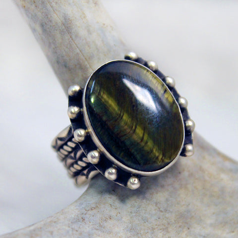 Ring - Men's Tiger's Eye
