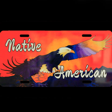 Native American Tag