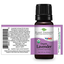 Load image into Gallery viewer, lavender organic essential oil