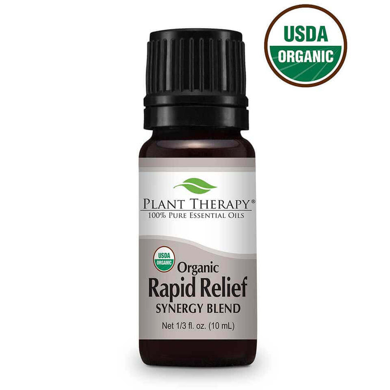 rapid relief synergy organic essential oil
