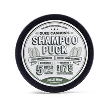 Load image into Gallery viewer, SHAMPOO PUCK - FIELD MINT