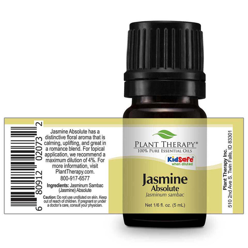 jasmine absolute essential oil
