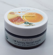 Load image into Gallery viewer, i love honey facial mask