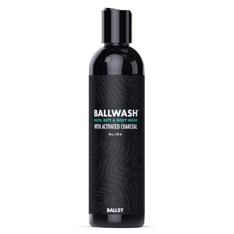 Ballwash, with Activated Charcoal
