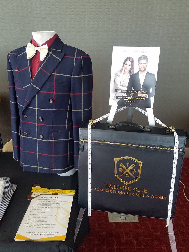 Custom Suits Trunk Show