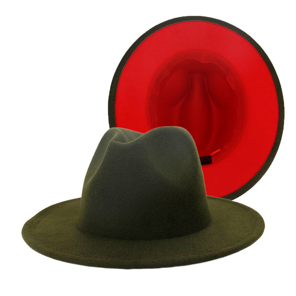 Fedora New Unisex Hats. FREE SHIPPING.