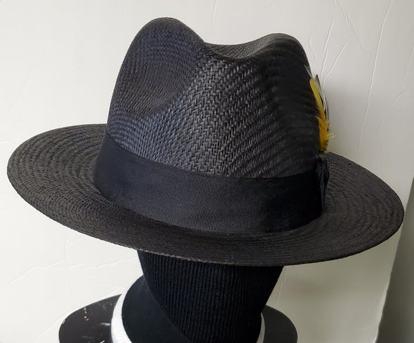 Fedora Straw Summer Hat