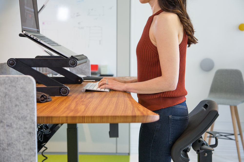 4 Things You'll Experience After Switching To A Standing Desk