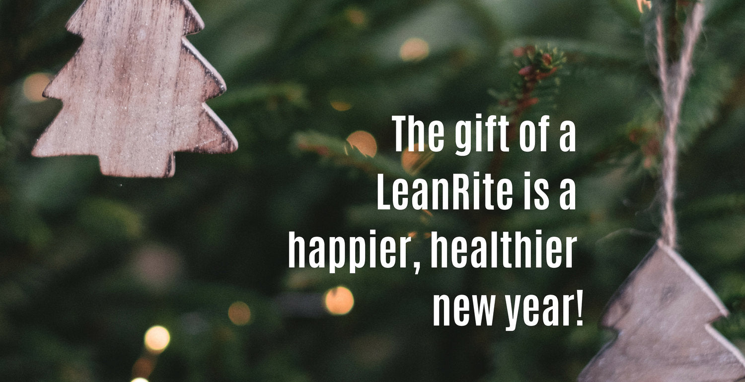 LeanRite Makes the Cut on Numerous 2018 Holiday Gift Guides!