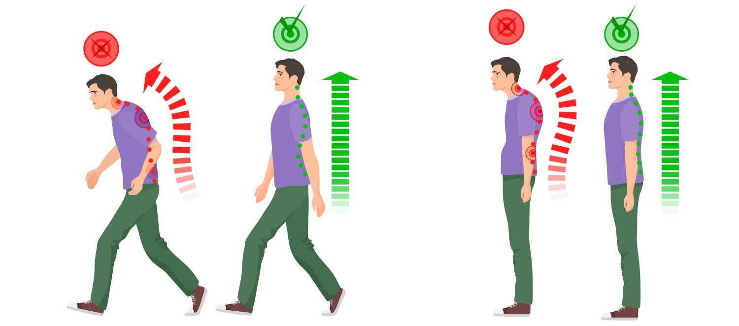 How To Maintain Good Posture All Day
