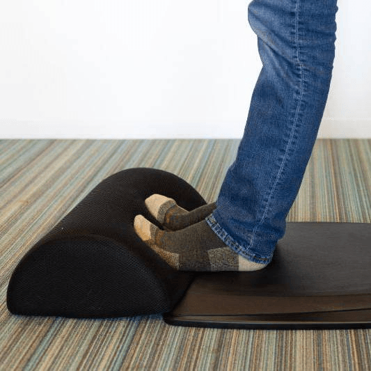 Anti-Slip Footrest for LeanRite™ - Ergo Impact